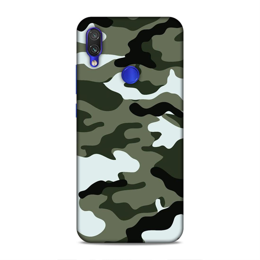 Pubg  Redmi Note 7 Pro Mobile Back Cover nx597