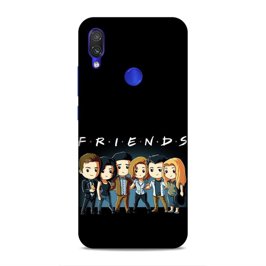 Phone Cases,Xiaomi Phone Cases,Redmi Note 7 Pro,Friends