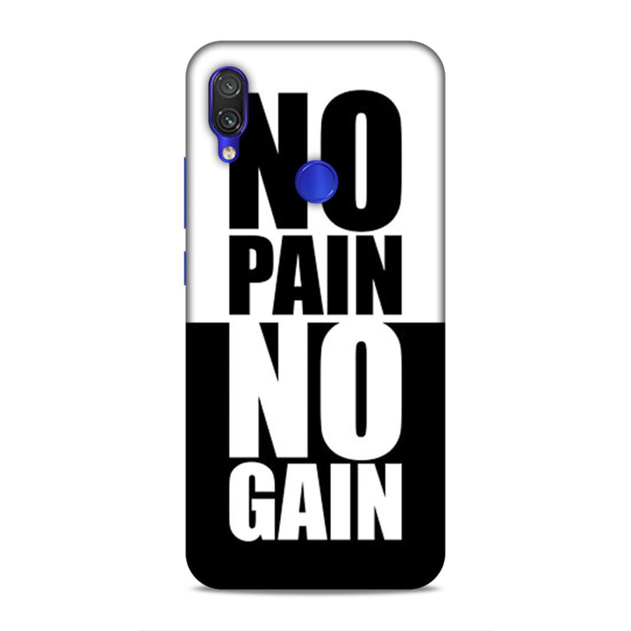 Phone Cases,Xiaomi Phone Cases,Redmi Note 7 Pro,Gym