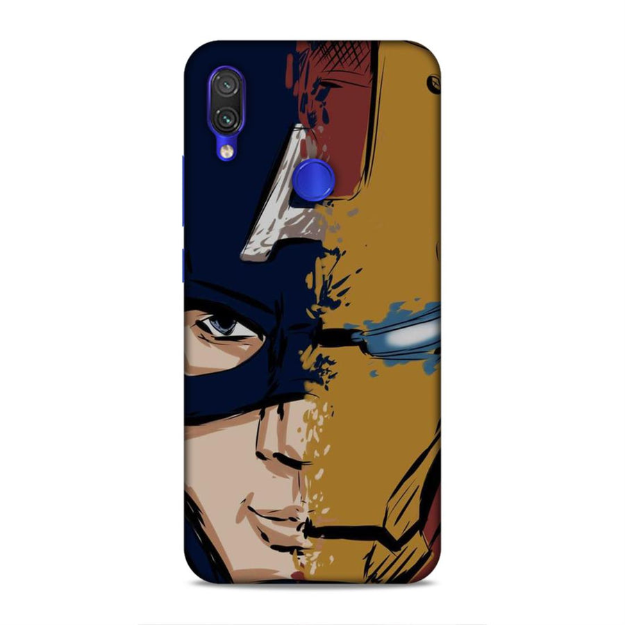 Soft Phone Case,Phone Cases,Xiaomi Phone Cases,Redmi Note 7 / Note 7 pro soft case,Superheroes