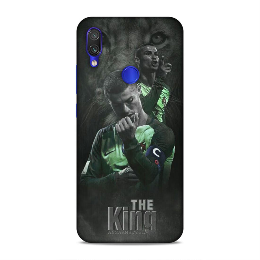 Soft Phone Case,Phone Cases,Xiaomi Phone Cases,Redmi Note 7 / Note 7 pro soft case,Football