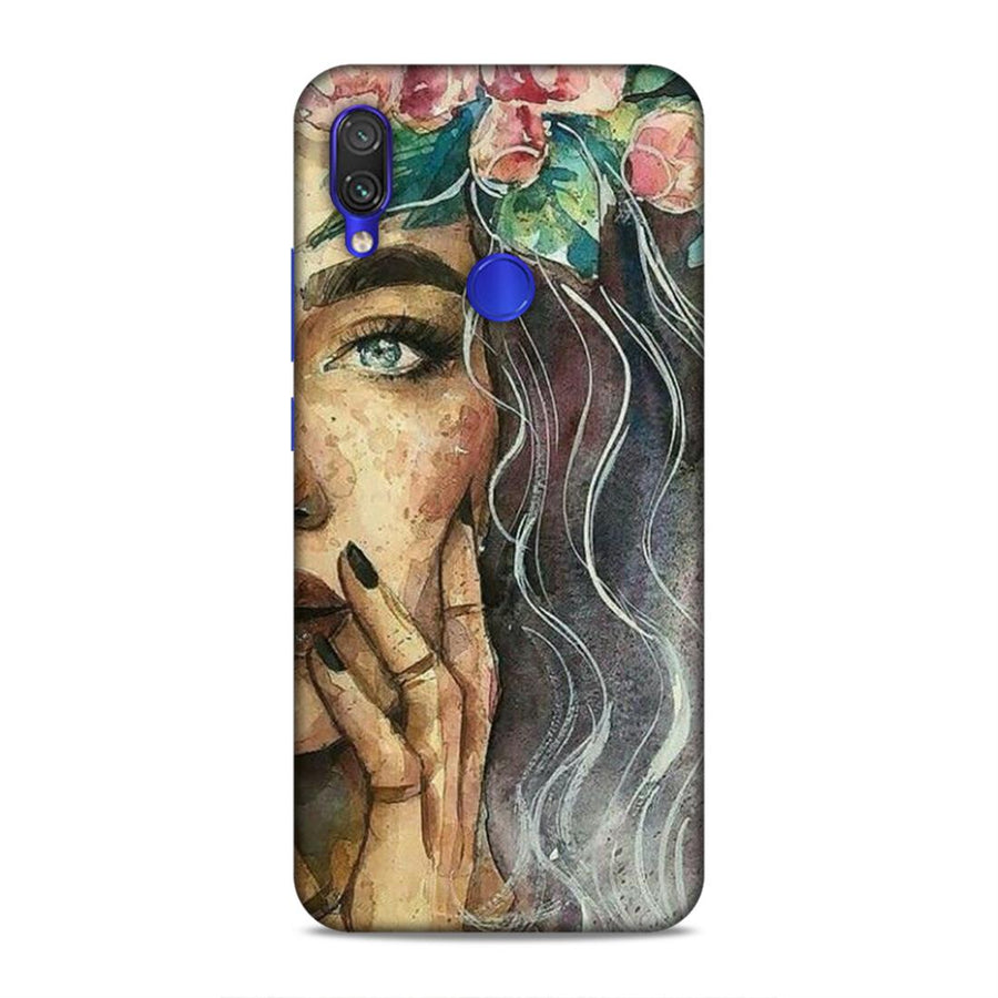 Soft Phone Case,Phone Cases,Xiaomi Phone Cases,Redmi Note 7 / Note 7 pro soft case,Girl Collections