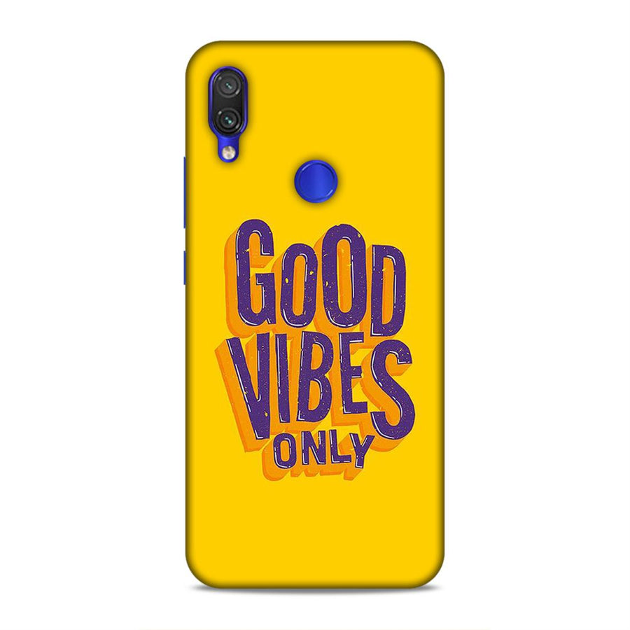 Soft Phone Case,Phone Cases,Xiaomi Phone Cases,Redmi Note 7 / Note 7 pro soft case,Typography