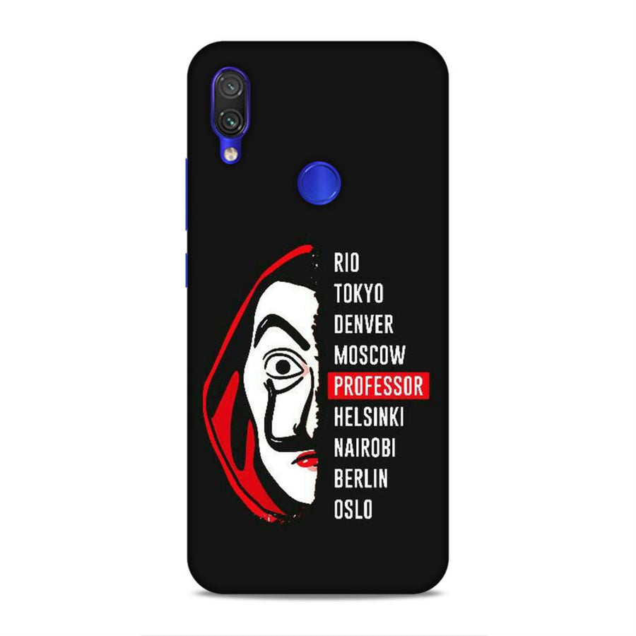 Phone Cases,Xiaomi Phone Cases,Redmi Note 7 Pro,Money Heist