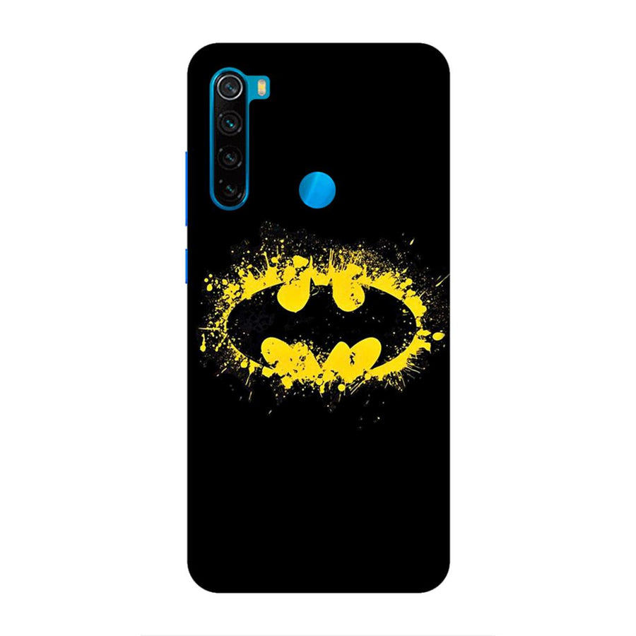 Phone Cases,Xiaomi Phone Cases,Redmi Note 8,Superheroes