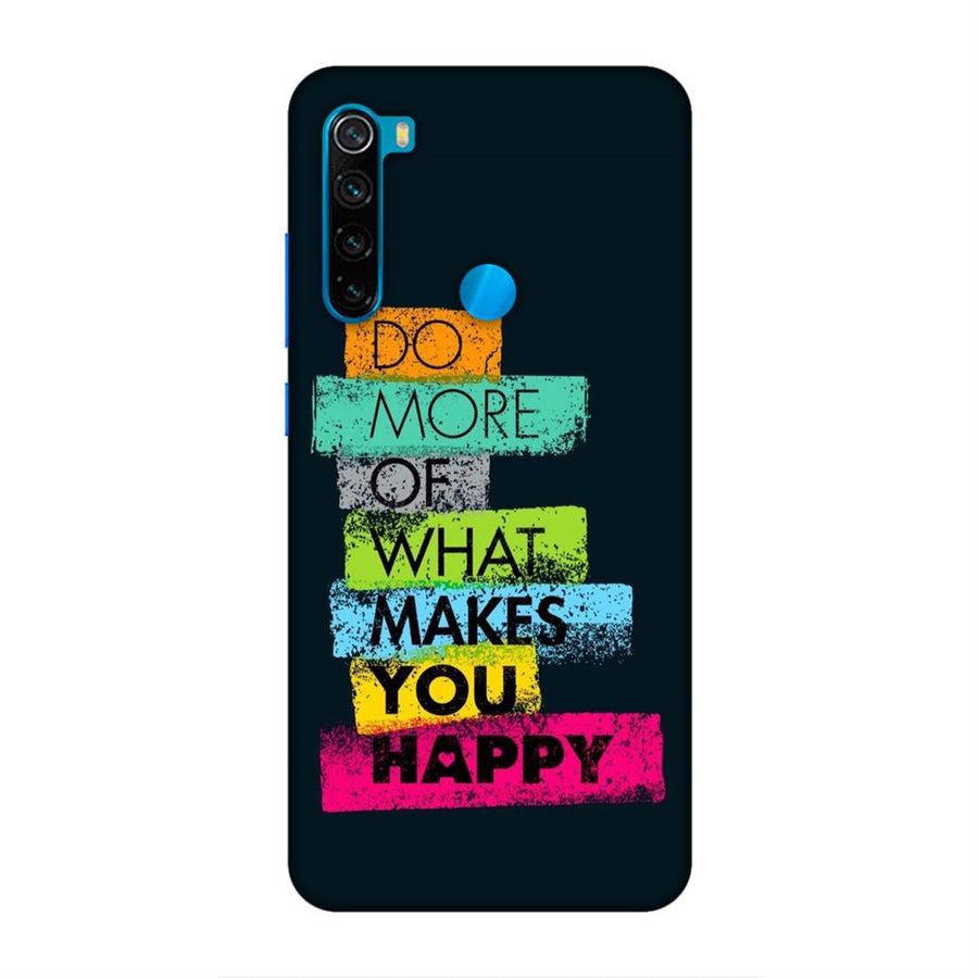 Phone Cases,Xiaomi Phone Cases,Redmi Note 8,Typography