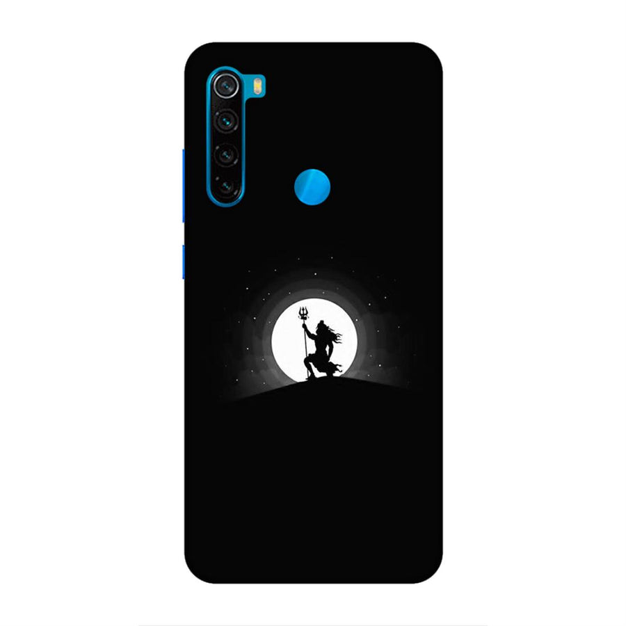 Phone Cases,Xiaomi Phone Cases,Redmi Note 8,Indian God