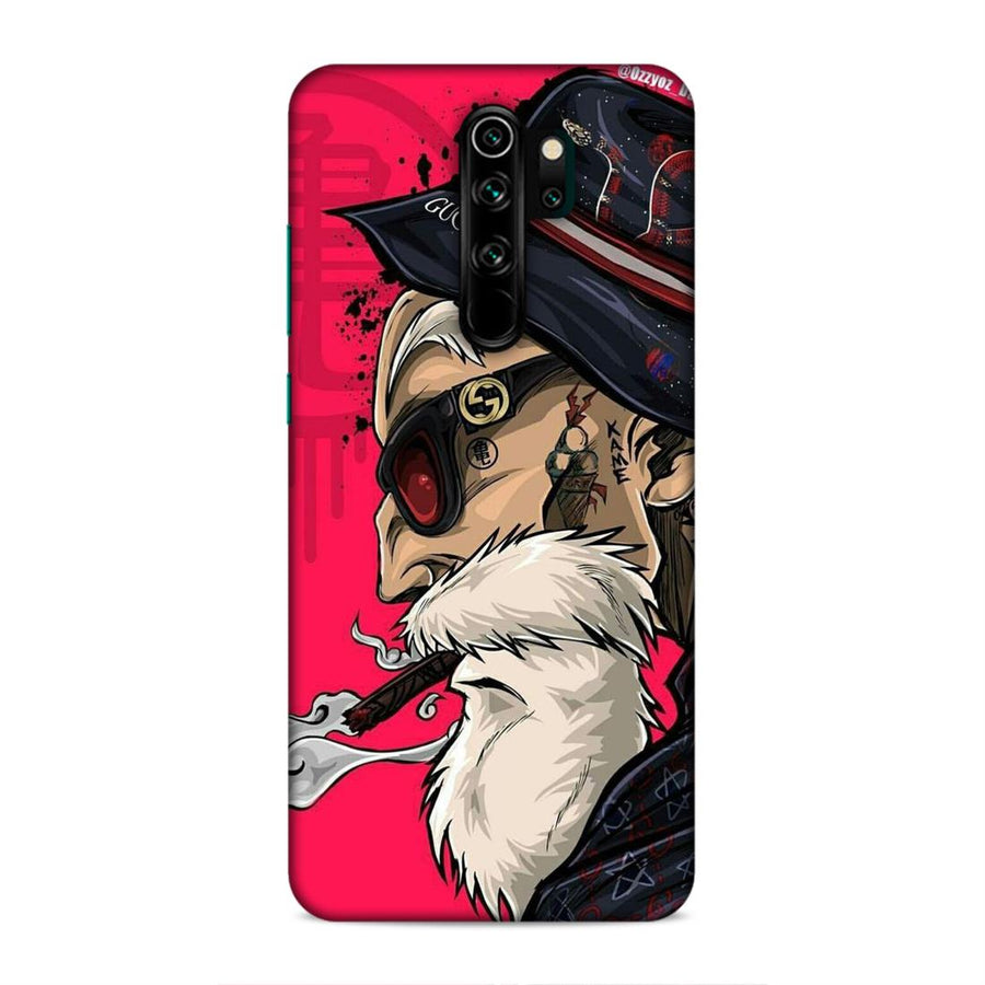 Beard Redmi Note 8 Pro Mobile Back Cover nx376