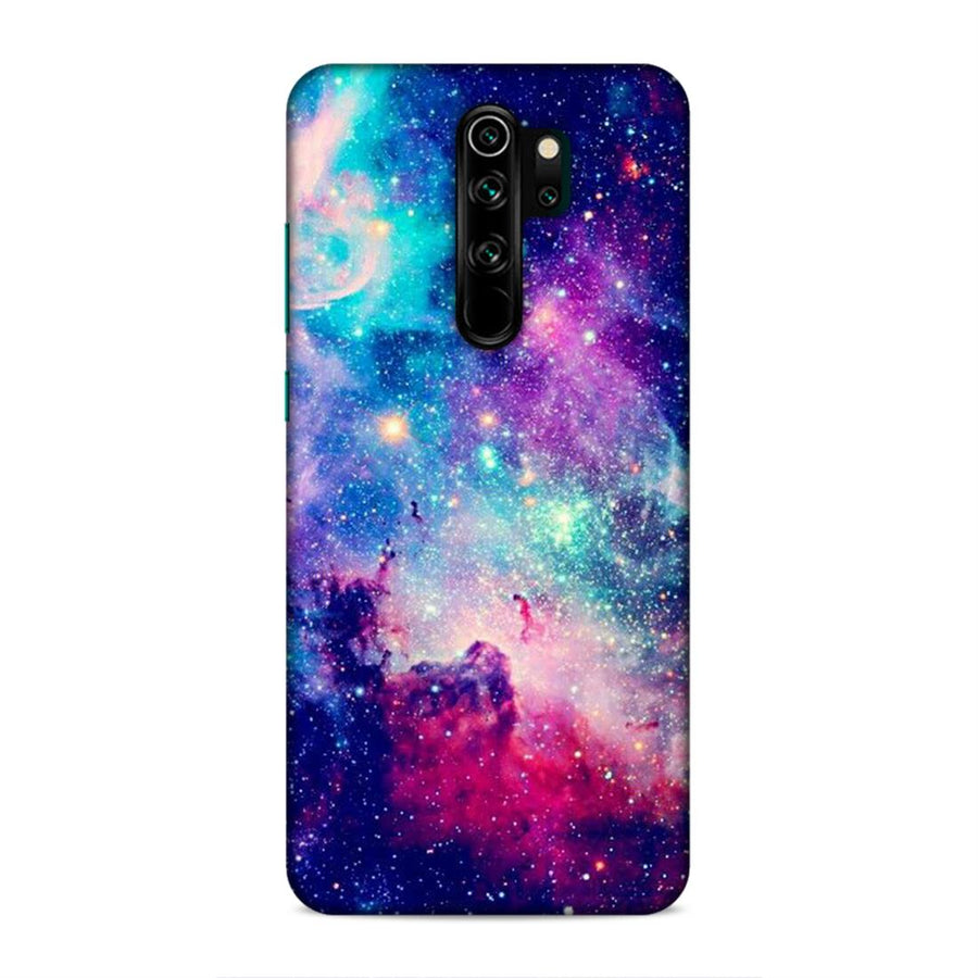 Space Redmi Note 8 Pro Mobile Back Cover nx399