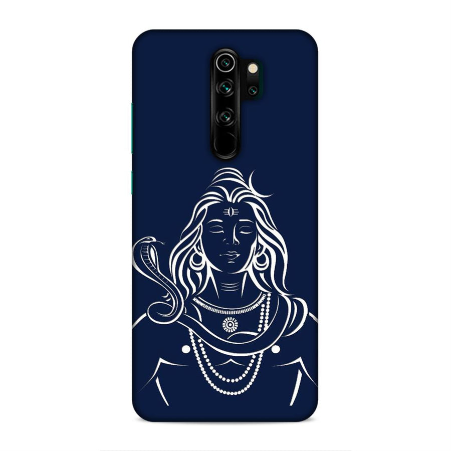 Indian God Redmi Note 8 Pro Mobile Back Cover nx43