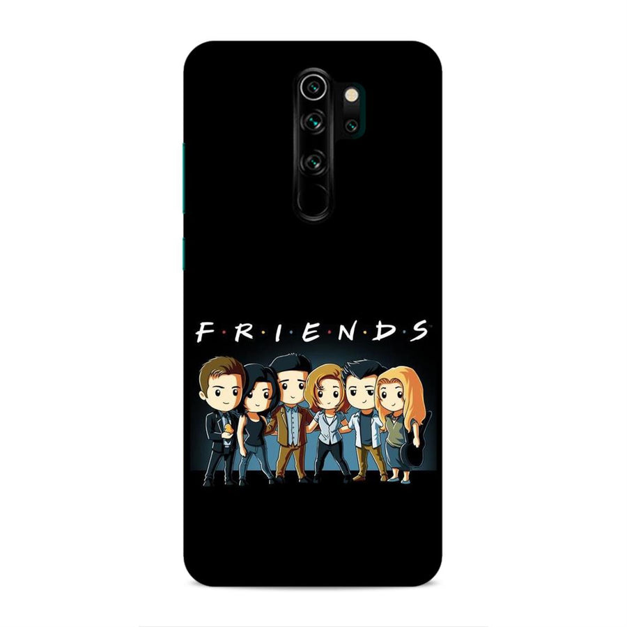 Phone Cases,Xiaomi Phone Cases,Redmi Note 8 Pro,Friends