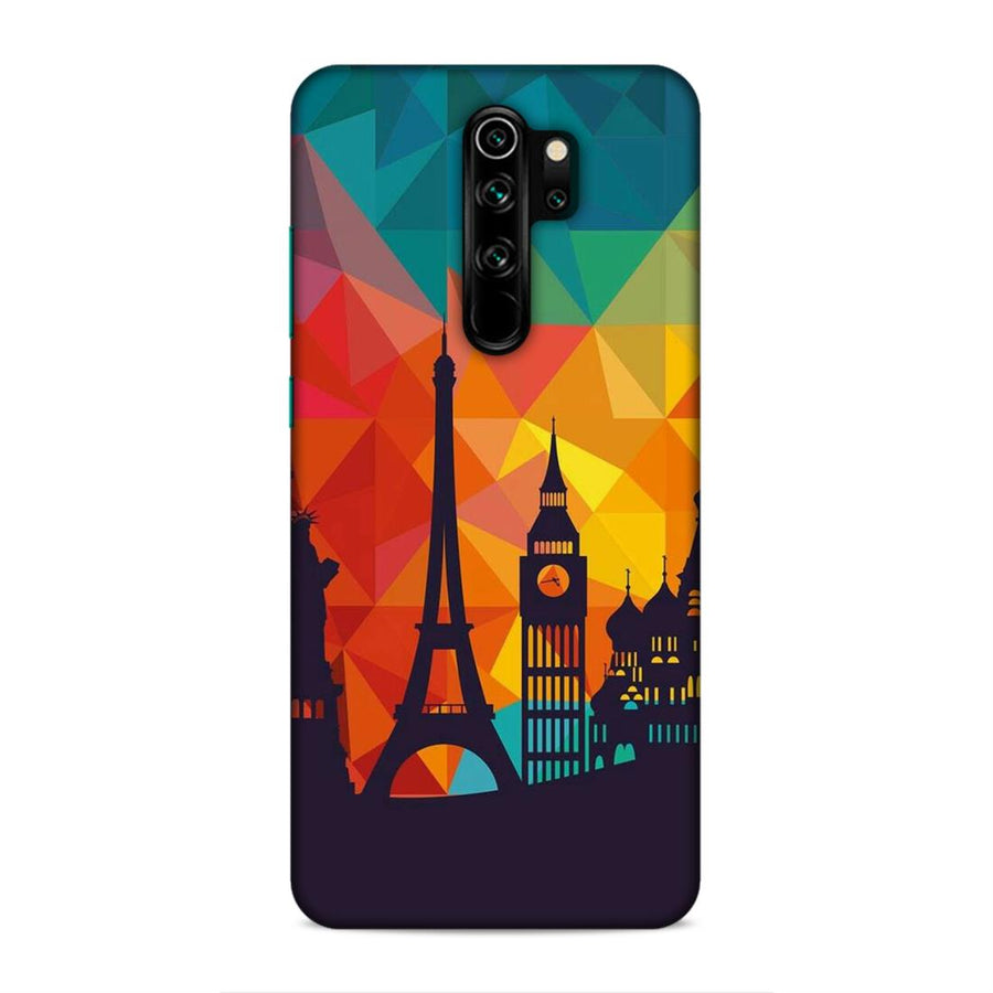 Phone Cases,Xiaomi Phone Cases,Redmi Note 8 Pro,Skylines