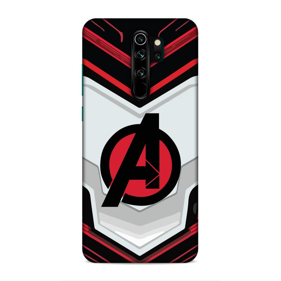 Avengers Redmi Note 8 Pro Mobile Back Cover Nx681