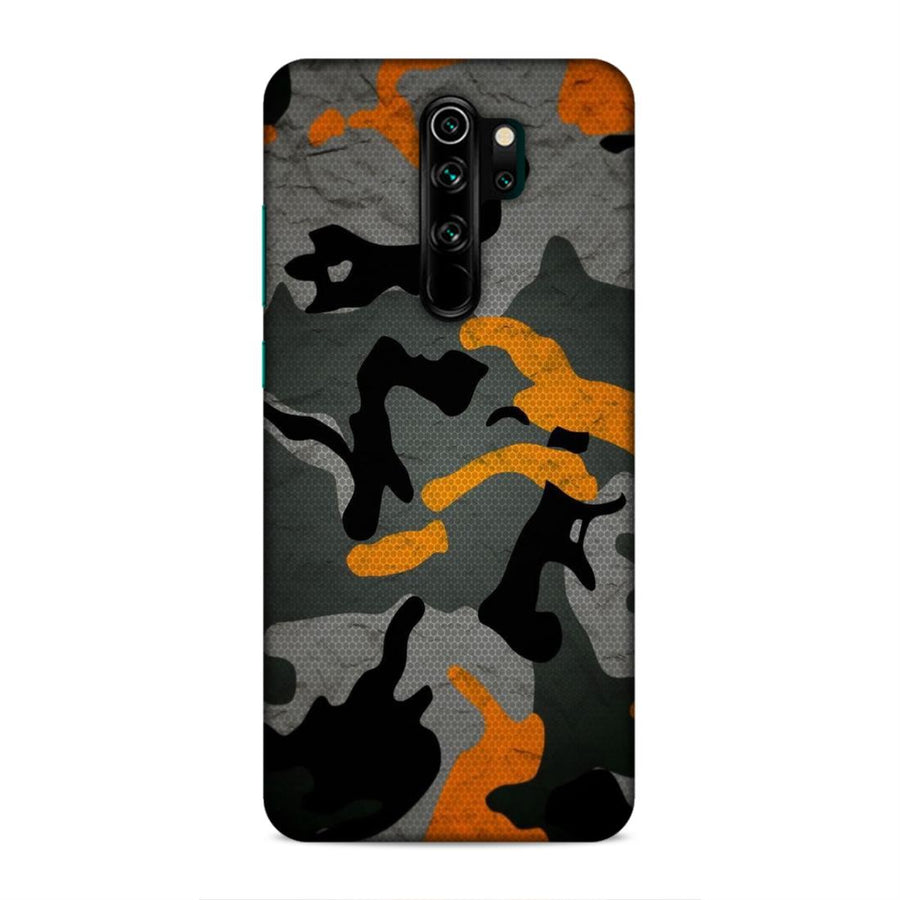 Gaming Redmi Note 8 Pro Mobile Back Cover nx698