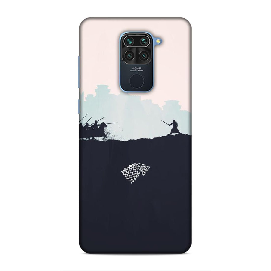 Phone Cases,Xiaomi Phone Cases,Redmi Note 9,Game Of Thrones