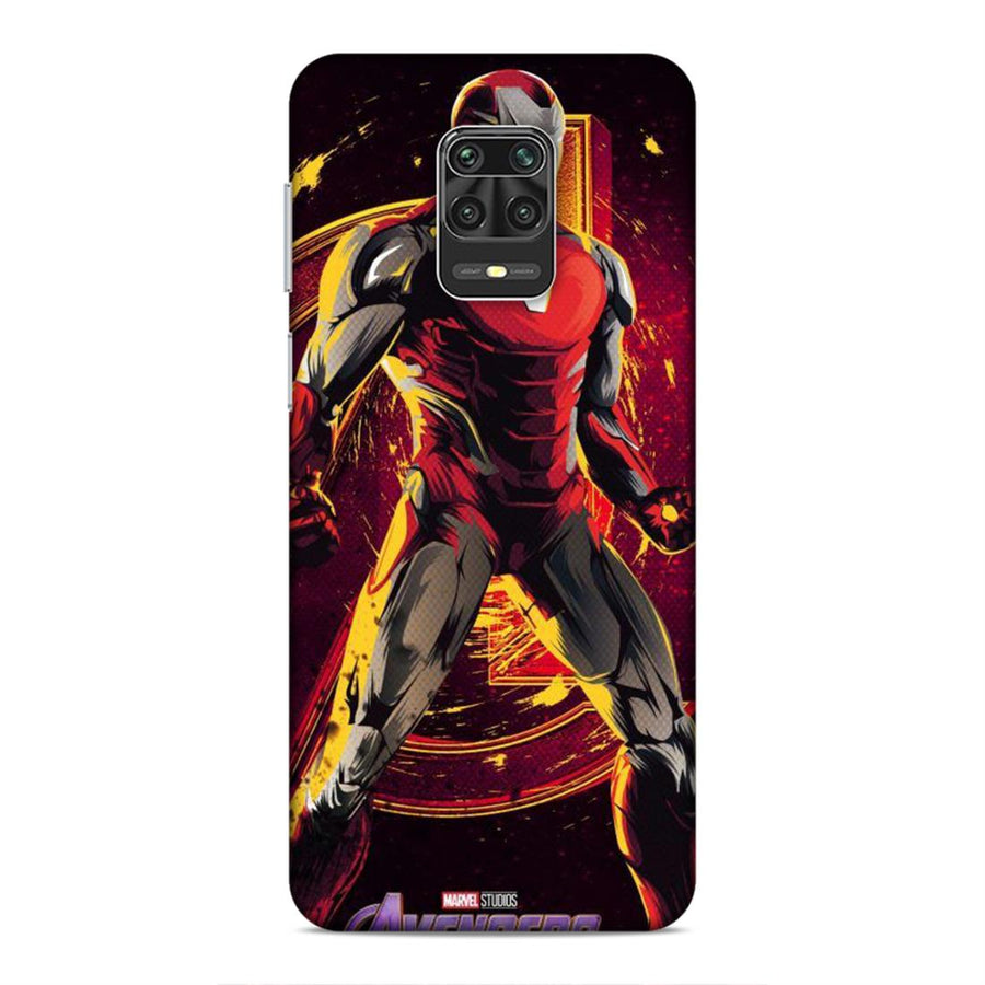 Soft Phone Case,Phone Cases,Xiaomi Phone Cases,Redmi Note 9 Pro / Pro Max soft Case,Superheroes