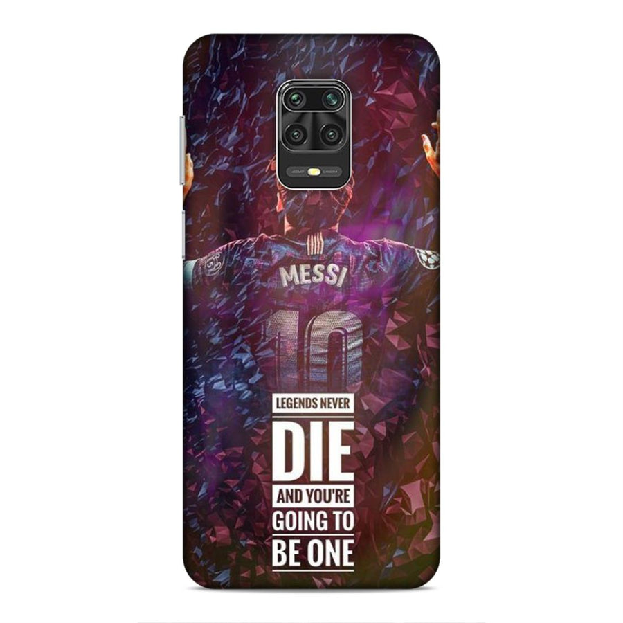 Soft Phone Case,Phone Cases,Xiaomi Phone Cases,Redmi Note 9 Pro / Pro Max soft Case,Football