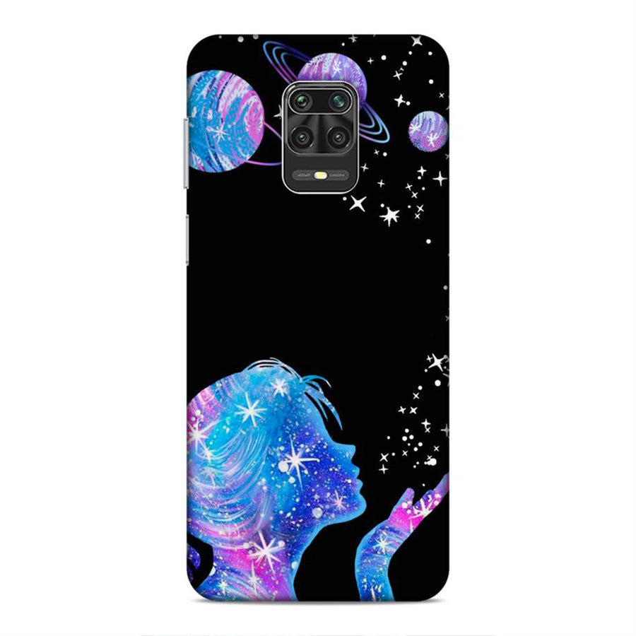 Soft Phone Case,Phone Cases,Xiaomi Phone Cases,Redmi Note 9 Pro / Pro Max soft Case,Space