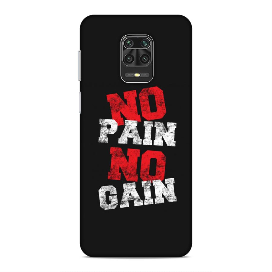 Soft Phone Case,Phone Cases,Xiaomi Phone Cases,Redmi Note 9 Pro / Pro Max soft Case,Typography