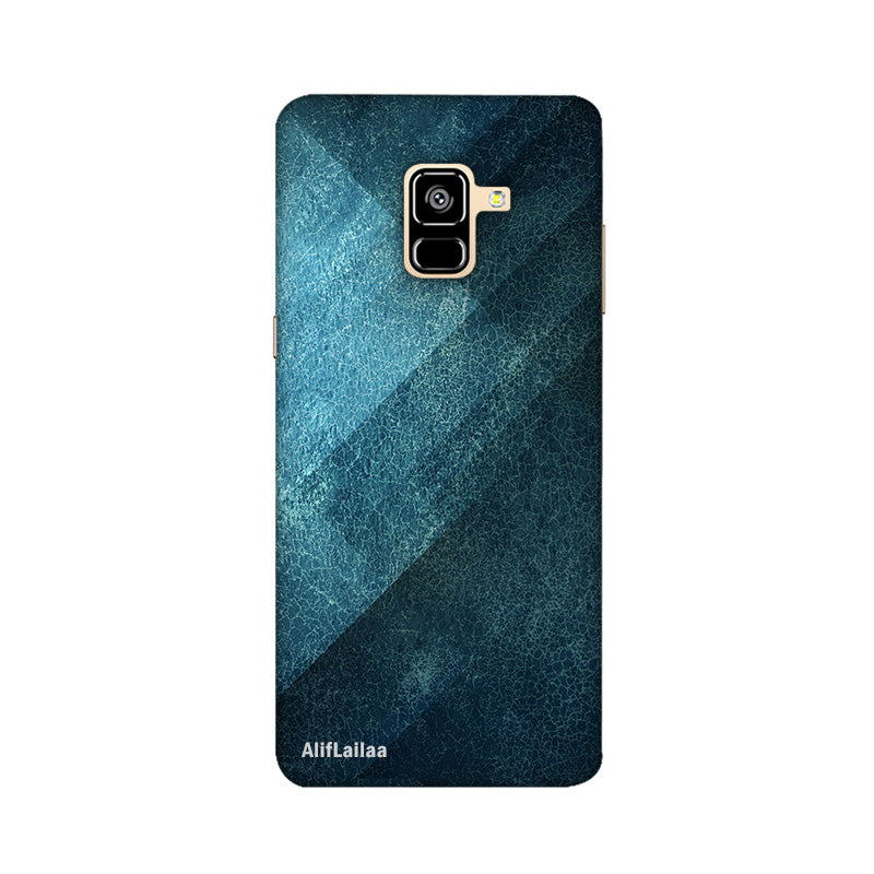 Denim Style Samsung A8 Plus Sublime Case Nx178