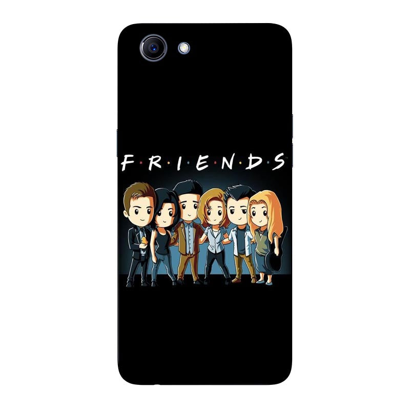 Friends Real Me One Back Cover Nx590