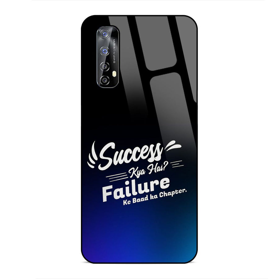 Realme Narzo 20 Pro  Designer Glass Back cover nx 100