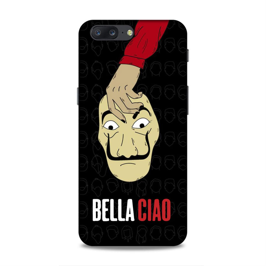 Phone Cases,Oneplus Phone Cases,OnePlus 5,Money Heist