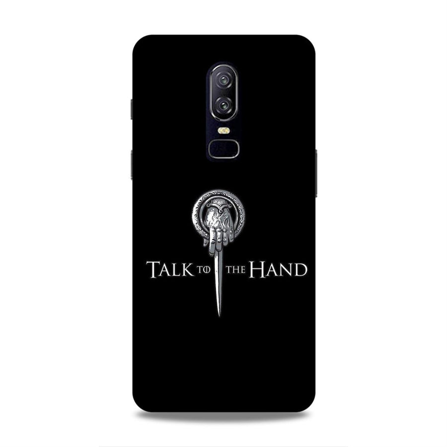 Game Of Thrones OnePlus 6 Mobile Back Cover nx218