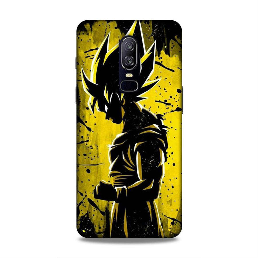 Goku  OnePlus 6 Mobile Back Cover nx81