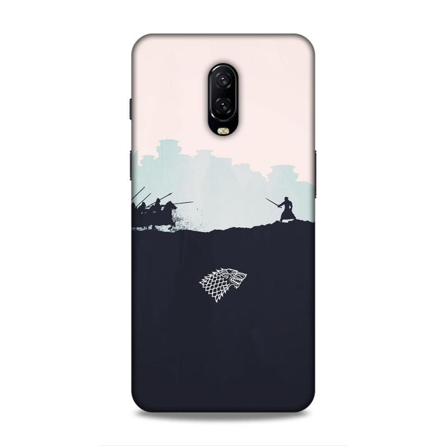 Game Of Thrones OnePlus 6t Mobile Back Cover nx220