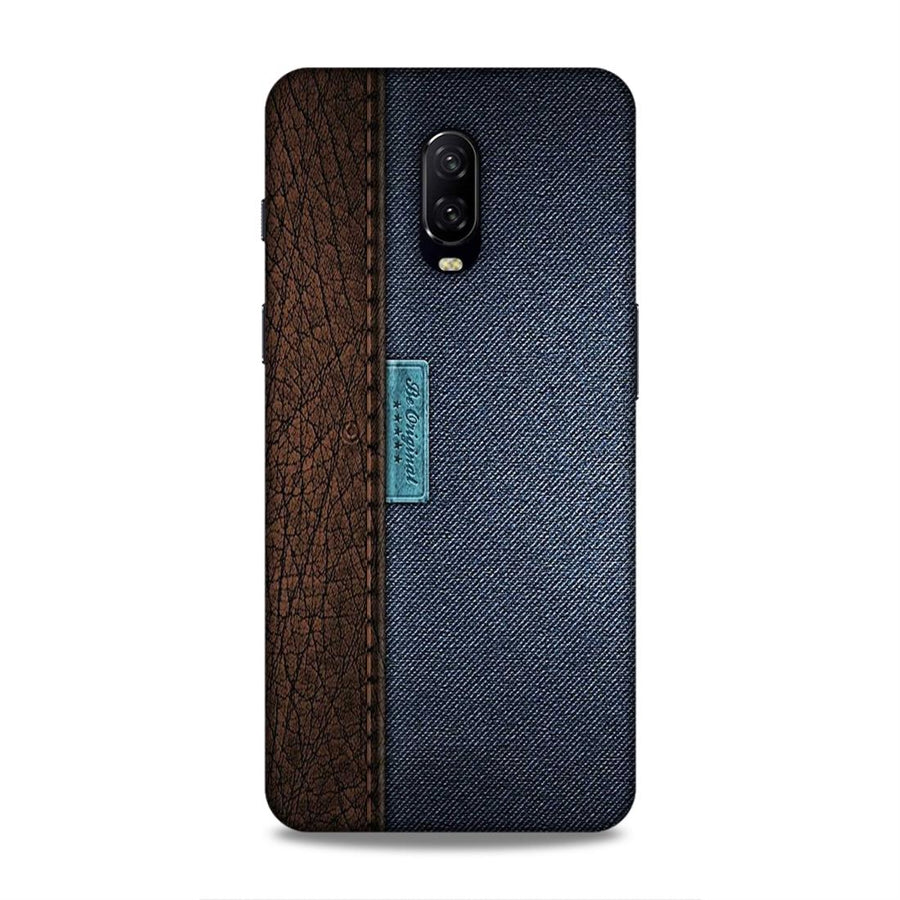 Texture  OnePlus 6t Mobile Back Cover nx560