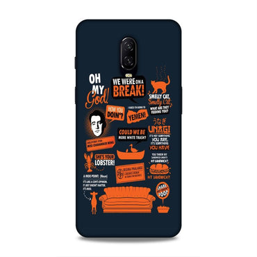 Phone Cases,Oneplus Phone Cases,OnePlus 6t,Friends