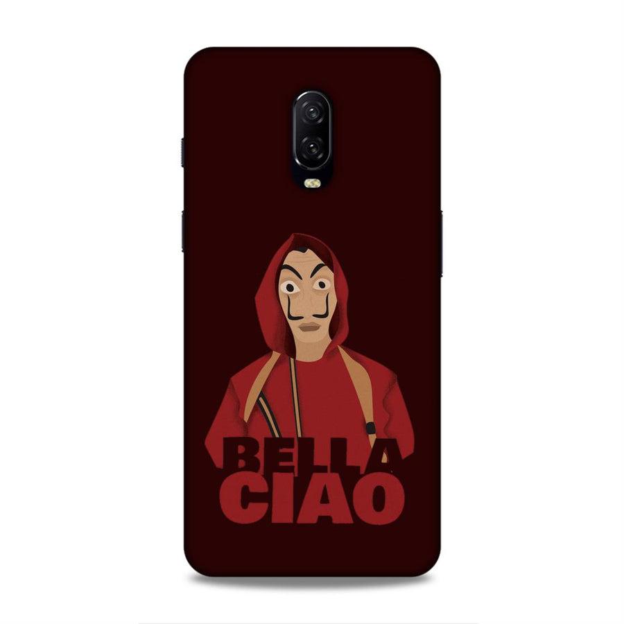 Phone Cases,Oneplus Phone Cases,OnePlus 6t,Money Heist