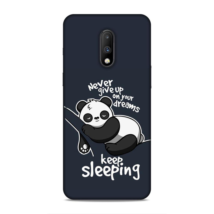 Cartoon  Oneplus 7 Mobile Back Cover nx146