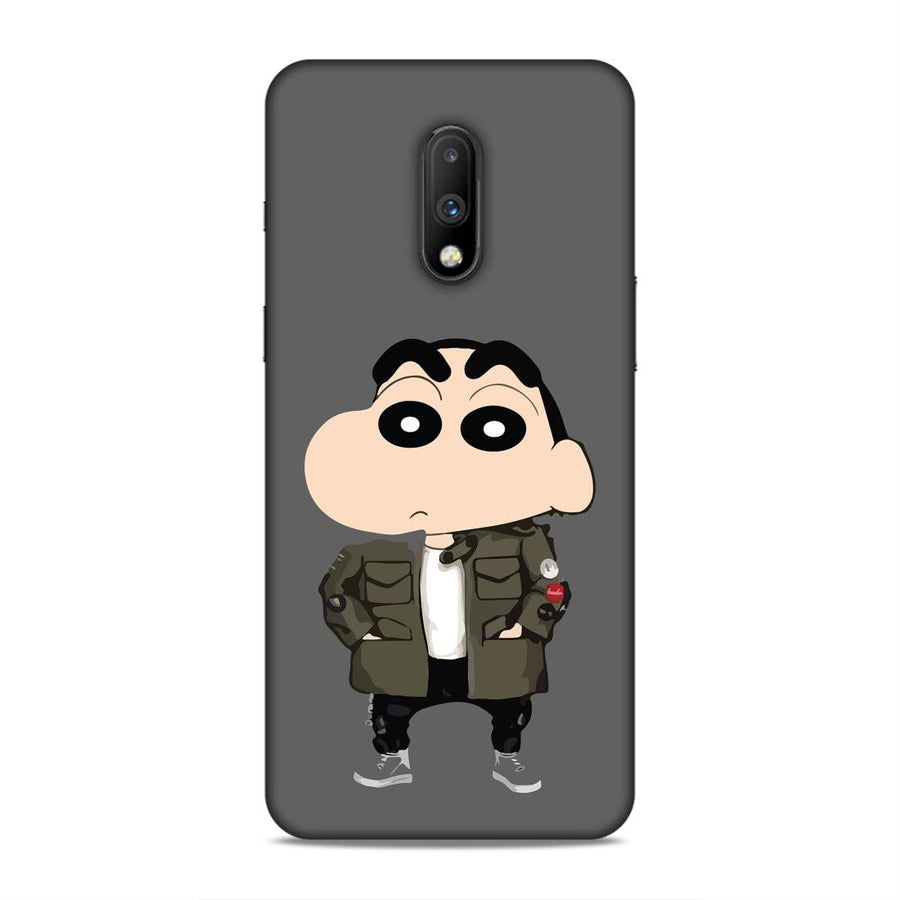 Shinchan  Oneplus 7 Mobile Back Cover nx168