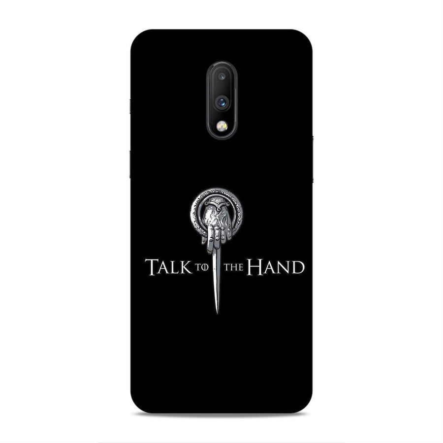 Game Of Thrones Oneplus 7 Mobile Back Cover nx218
