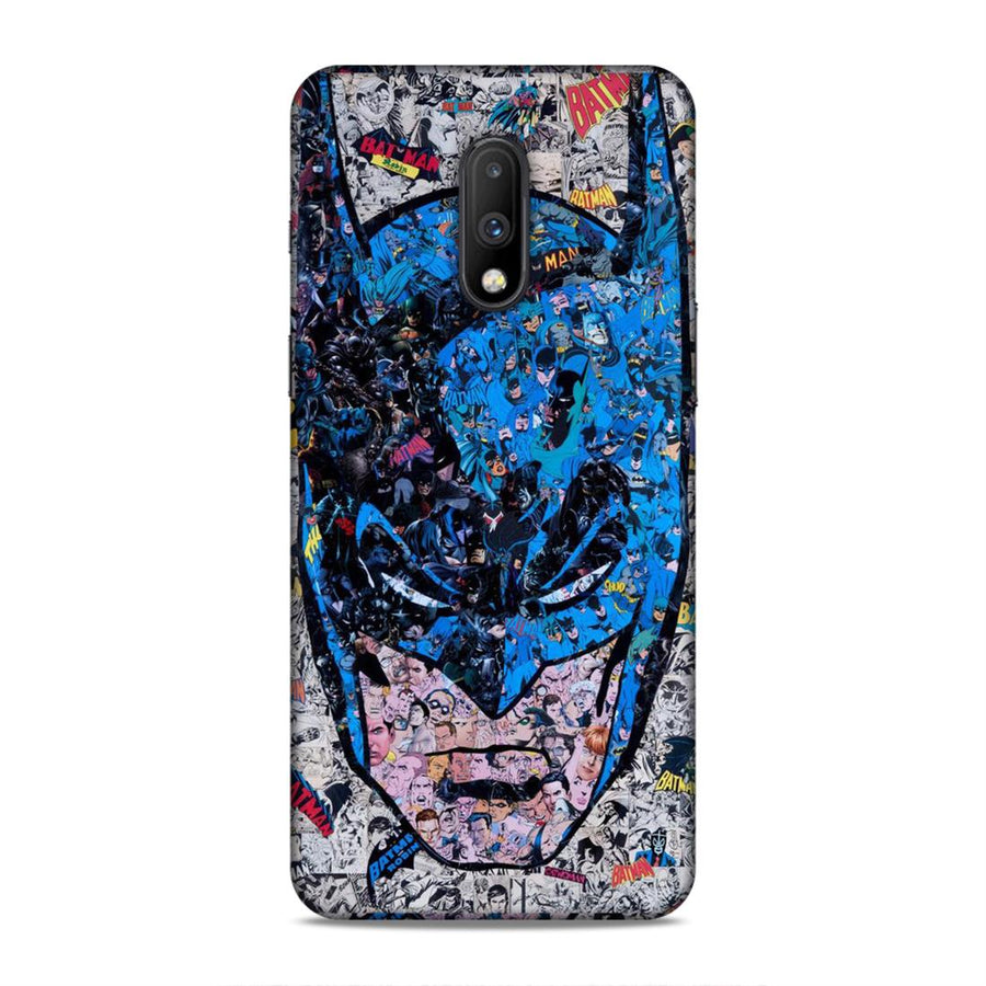Phone Cases,Oneplus Phone Cases,Oneplus 7,Batman