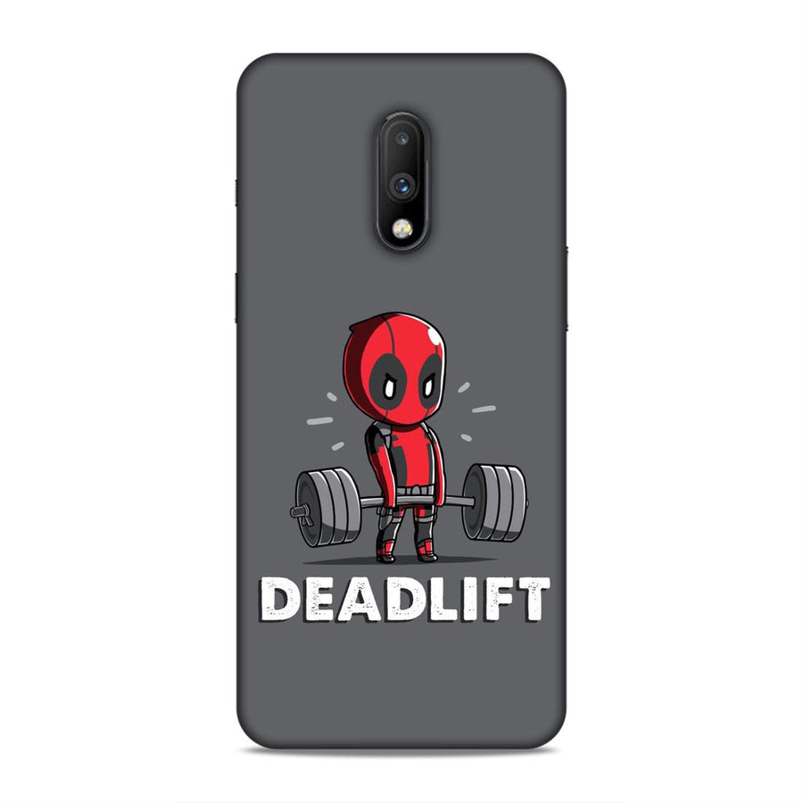 Deadpool Oneplus 7 Mobile Back Cover nx289