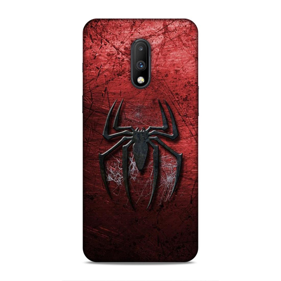 Spider Man Oneplus 7 Mobile Back Cover nx346