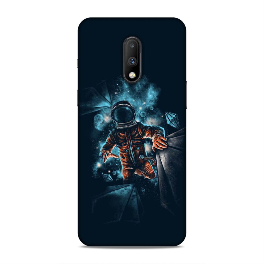 Space Oneplus 7 Mobile Back Cover nx394