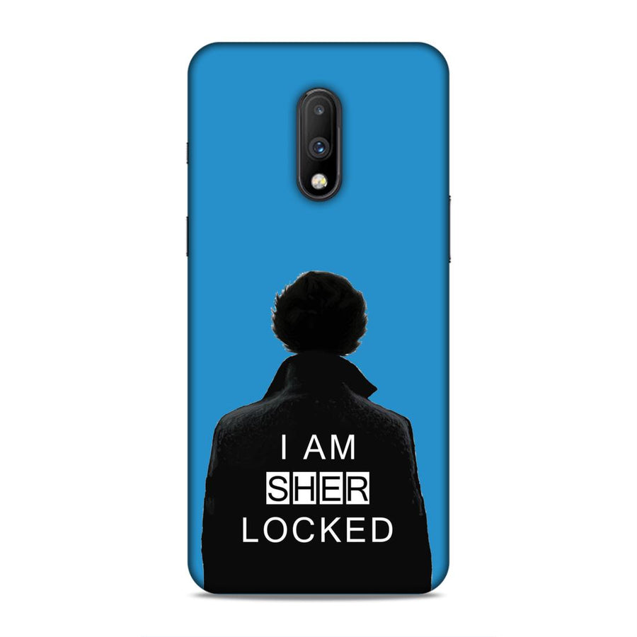 Sherlock Holmes Oneplus 7 Mobile Back Cover nx472