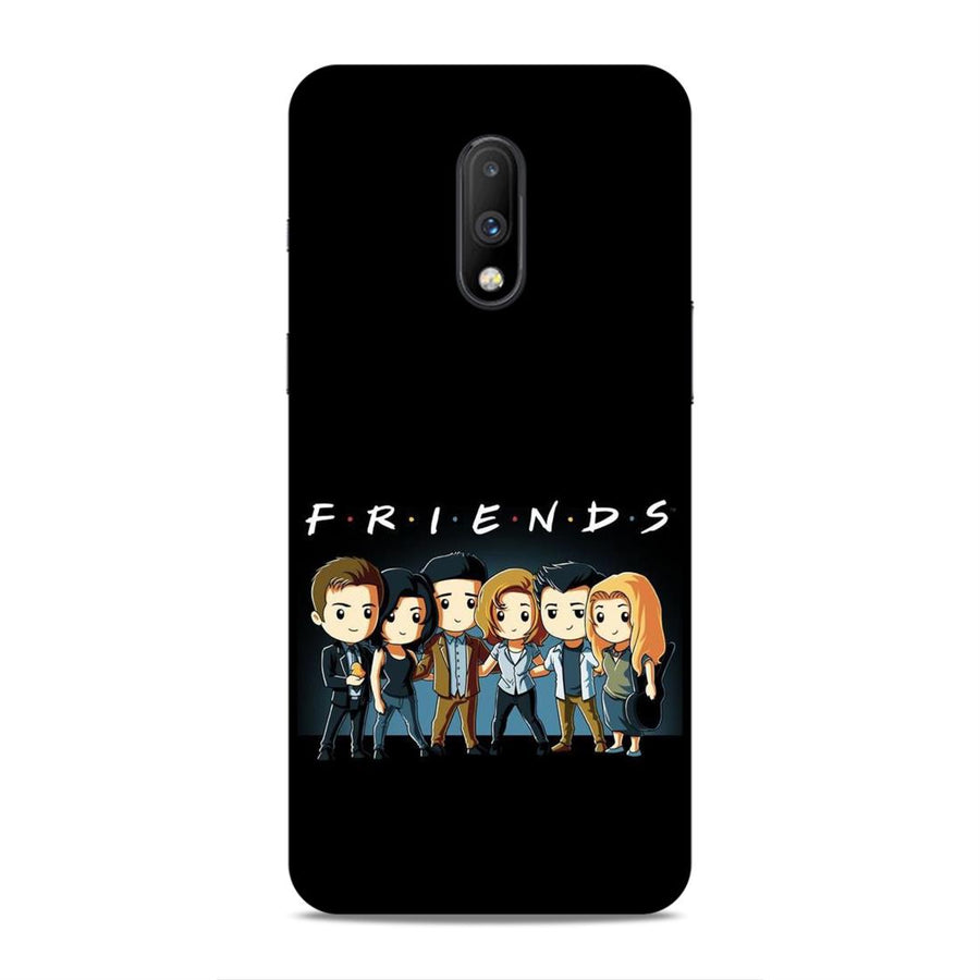 Friends Oneplus 7 Mobile Back Cover nx609