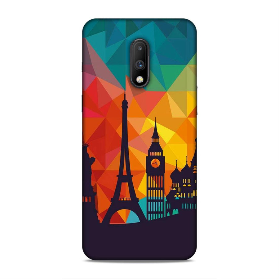 Skylines Oneplus 7 Mobile Back Cover nx656