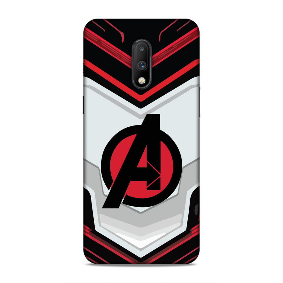 Avengers Oneplus 7 Mobile Back Cover Nx681