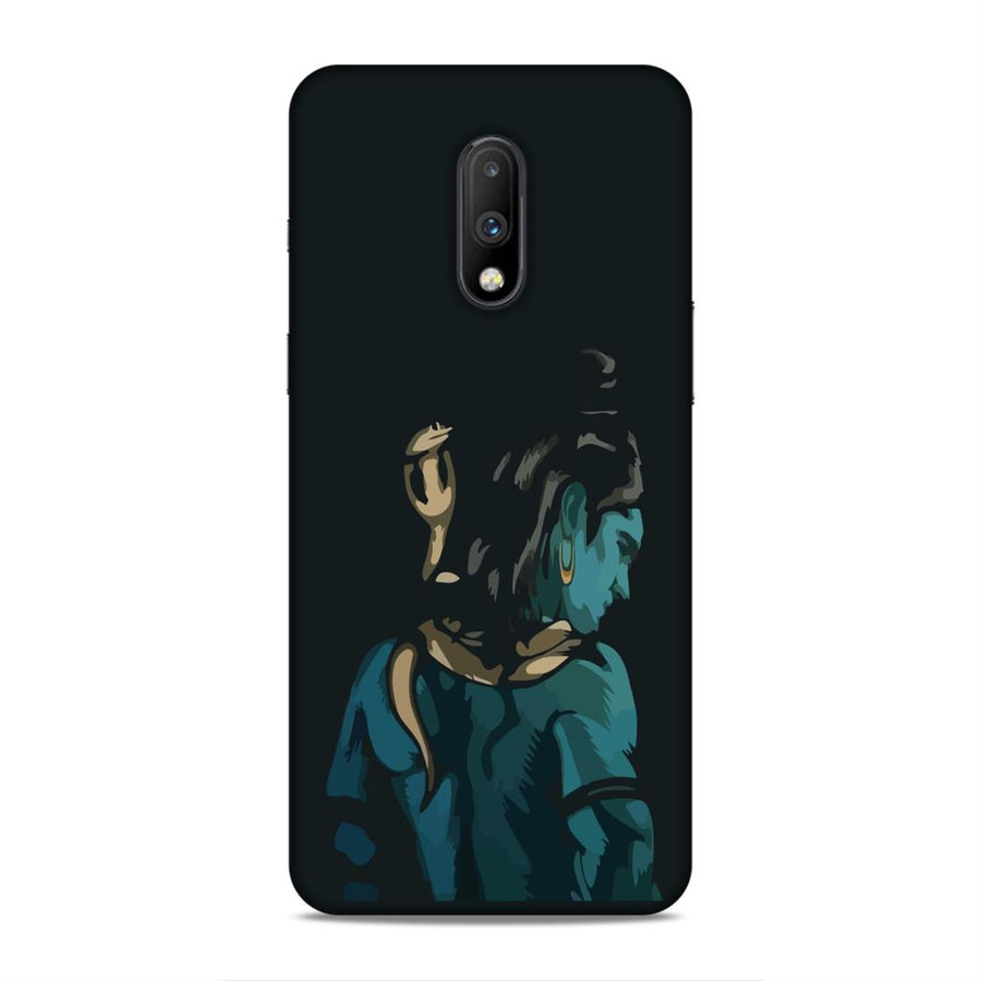 Indian God Oneplus 7 Mobile Back Cover nx68