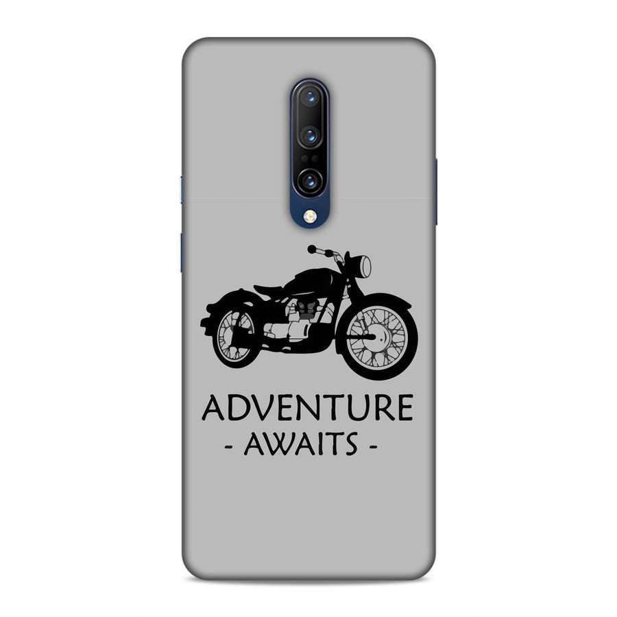 Typography Oneplus 7 Pro Mobile Back Cover nx532