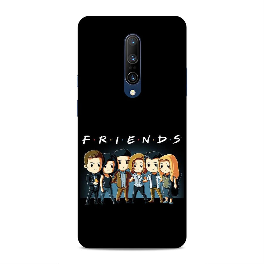 Friends Oneplus 7 Pro Mobile Back Cover nx609