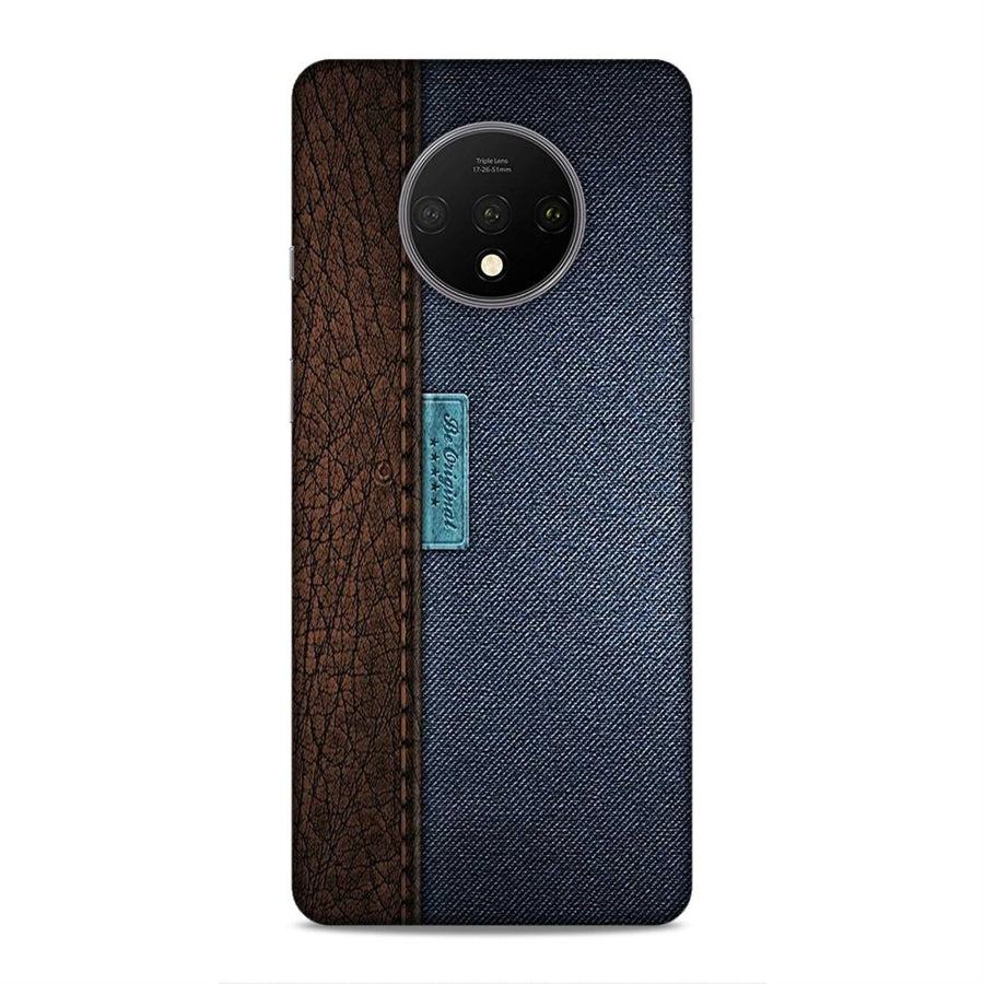 Texture  Oneplus 7T Mobile Back Cover nx560