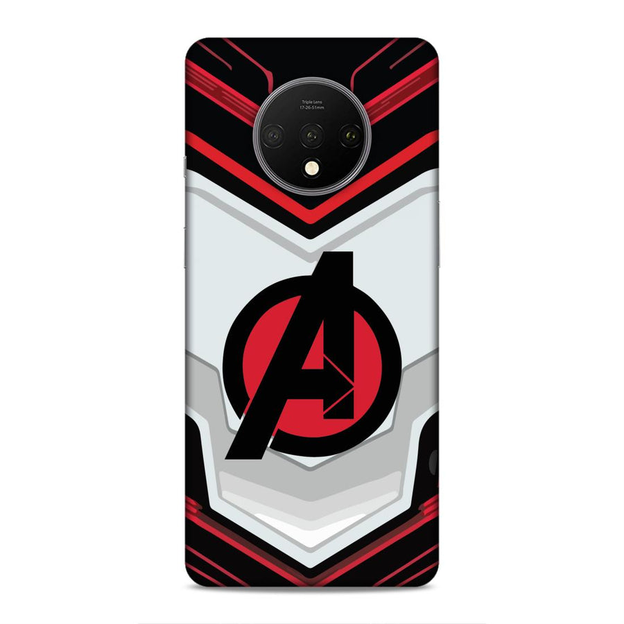 Avengers Oneplus 7T Mobile Back Cover Nx681
