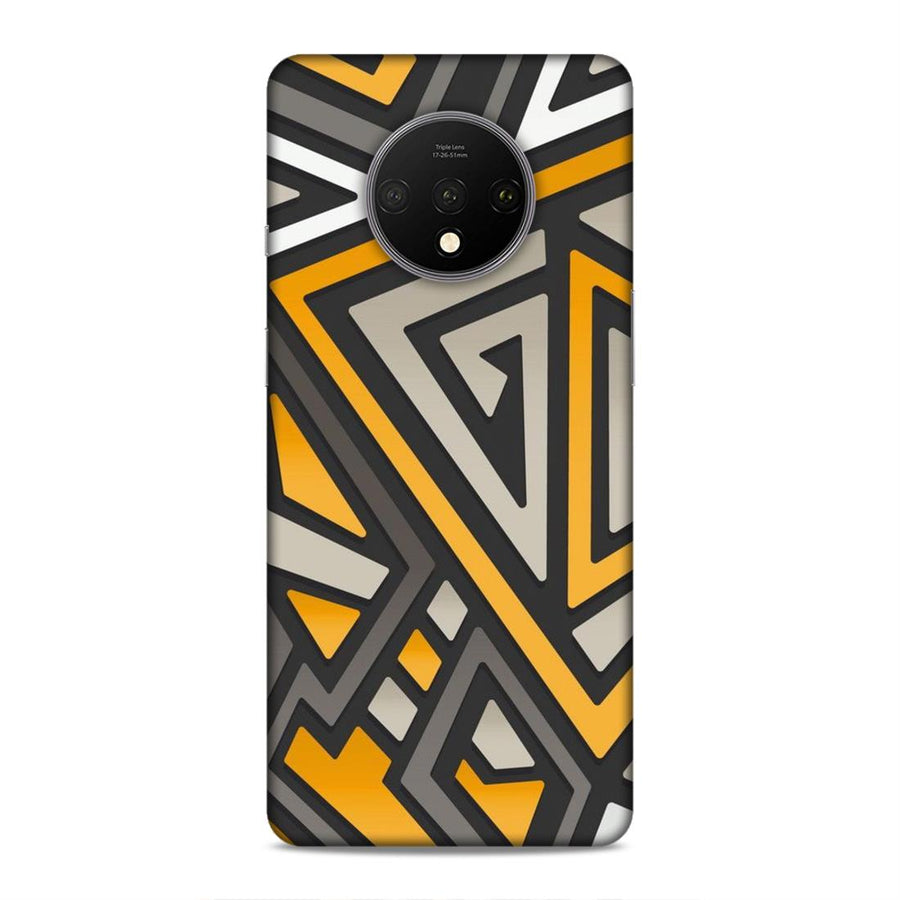 Abstract Oneplus 7T Mobile Back Cover nx699